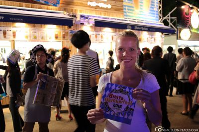 The Oktoberfest Band in Tokyo