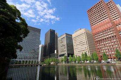 The Chiyoda district