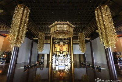 Der Zojoji-Tempel