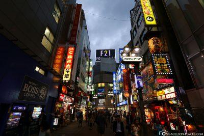 Luminous billboards