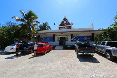 The Diving Center Akumal Dive Shop