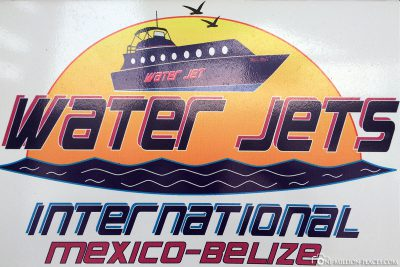 Water taxi from Belize to Mexico