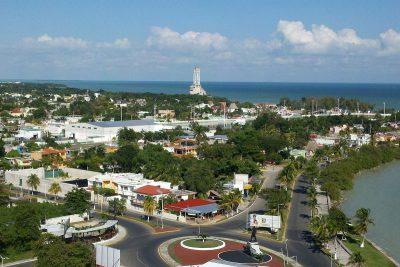 The city of Chetumal