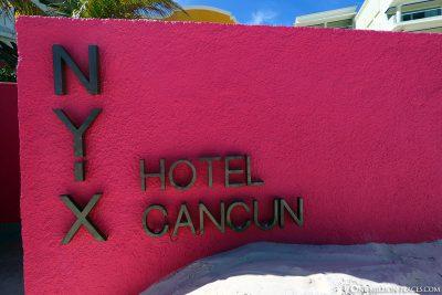 The NyX Cancun Hotel