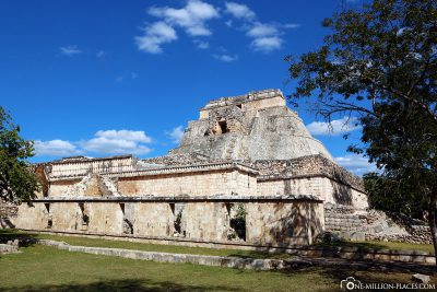 The Mayan site uxmal