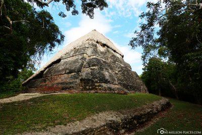 Der Tempel der Masken