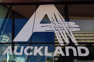 Willkommen in Auckland