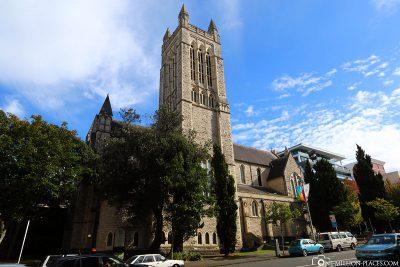 Die Kirche St. Matthew