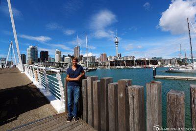 Der Viaduct Harbour