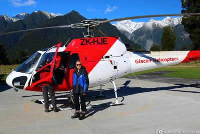 The Glacier Helicopter