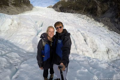 The great excursion to the glacier