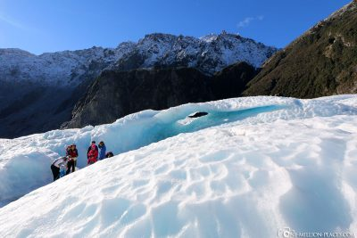 The great ice landscape