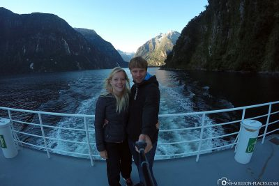 Drive through the fjord