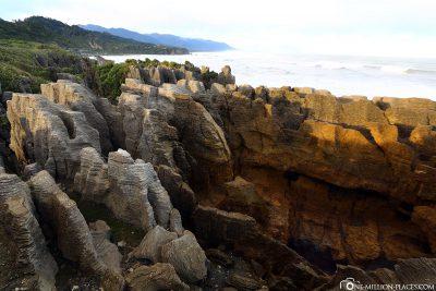 Die Rocks am frühen Morgen