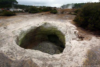 Die Geothermalregion