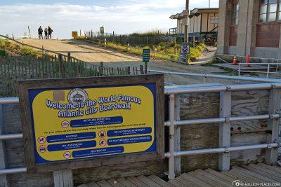 Der Boardwalk