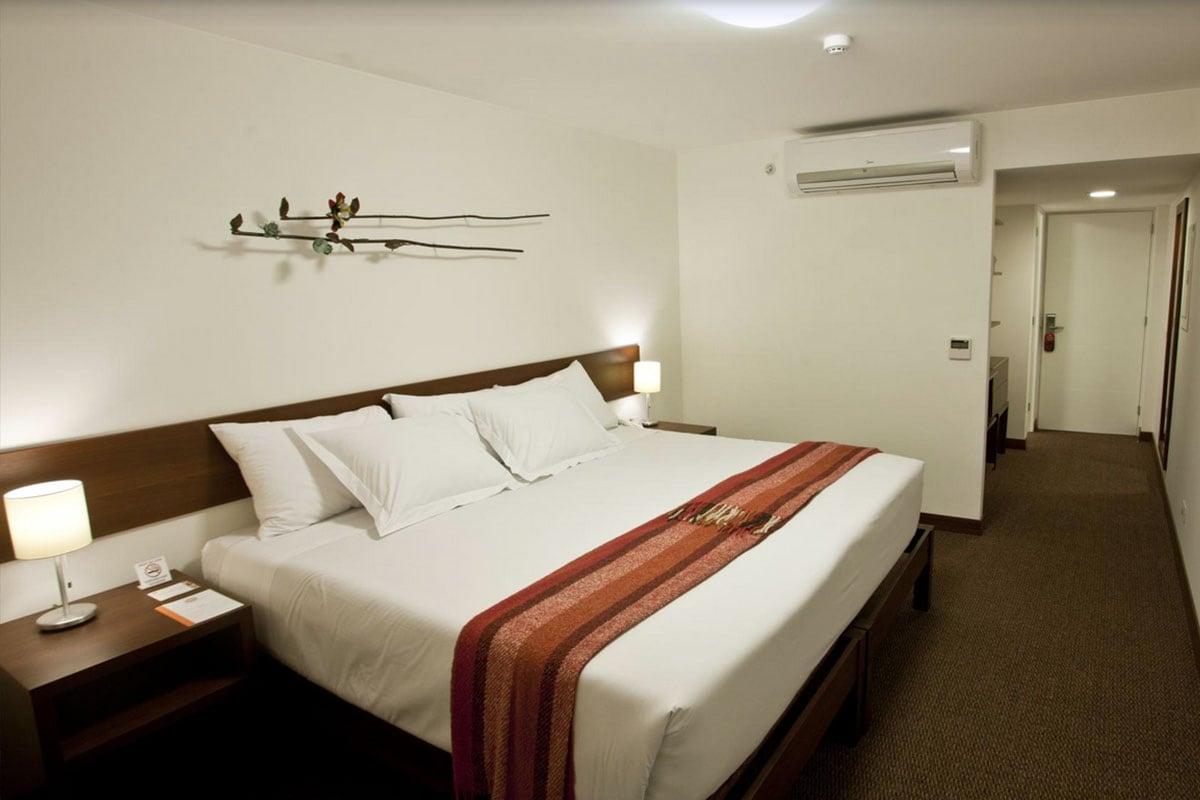 Rooms at Hotel Tierra Viva Miraflores, Aguas Calientes, Bus, Train, Cusco, Peru, Travel Report, South America