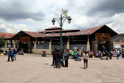 The Market Hall San Pedro Mercado