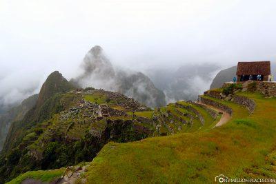 Die Inkastadt Machu Picchu