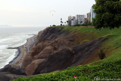 The Boardwalk in Miraflores