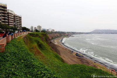Der Boardwalk in Miraflores