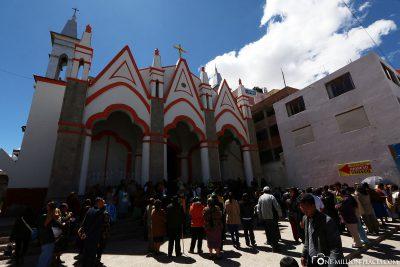 The Church of San Juan