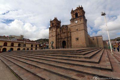 The Plaza Mayor