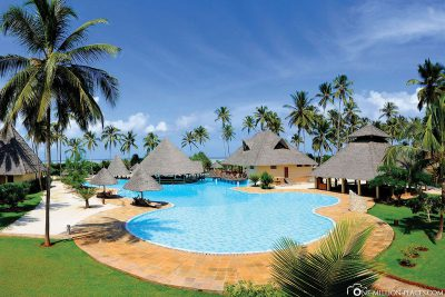 Das Neptune Pwani Beach Resort