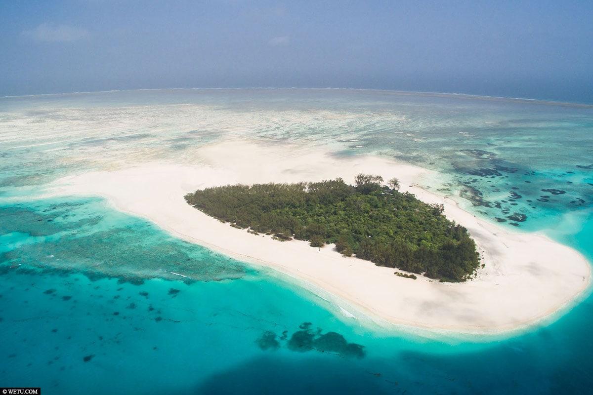 Mnemba Island, Sansibar, Tansania, Reisebericht