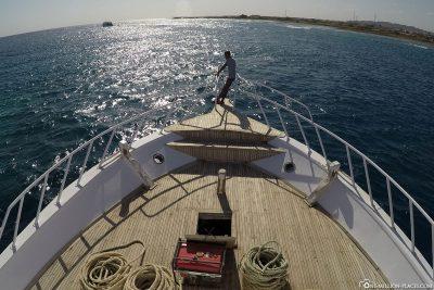 Bootsausflug zum Spot Shaab Marsa Alam