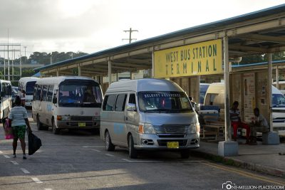 The West Bus Station