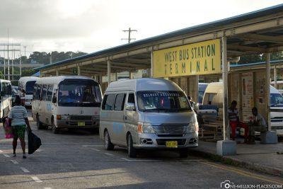 Die West Bus Station