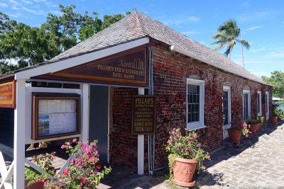 Die historischen Gebäude