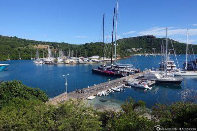 Nelson´s Dockyard