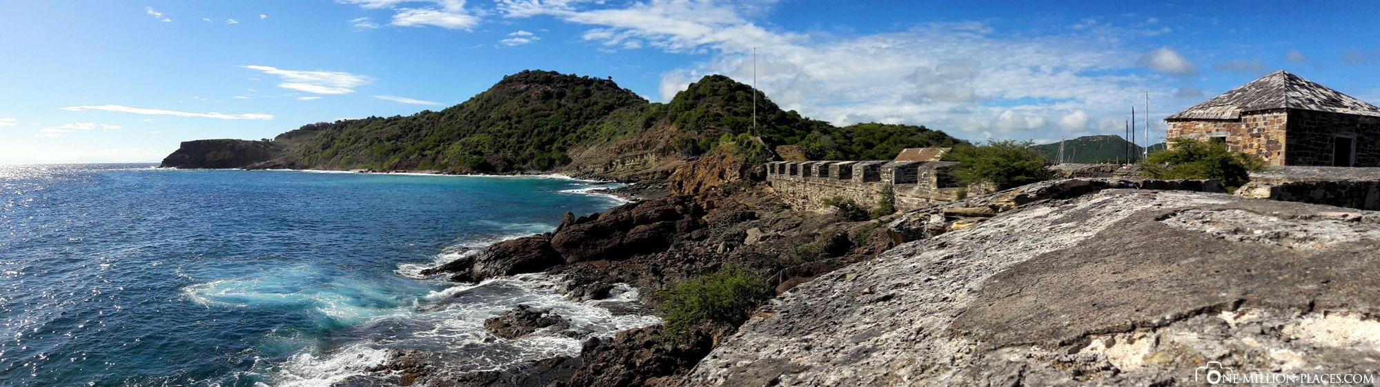 Fort Berkeley, Antigua, St. John's, Karibik, Welterbe, Sehenswürdigkeiten, Auf eigene Faust, Reisebericht