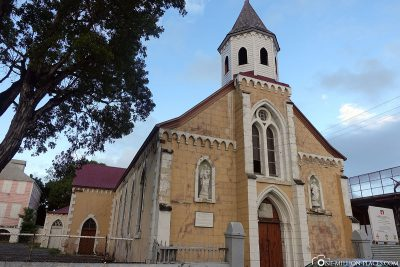 Church in St. John's