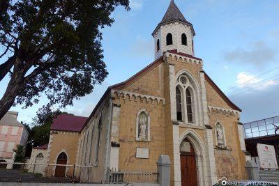 Kirche in St. John´s