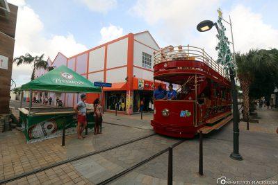 Die Aruba Tram