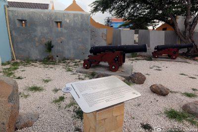 Die Festung Zoutman