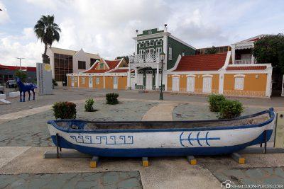 Das Nationale Archäologische Museum von Aruba