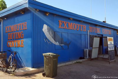 The Exmouth Diving Center