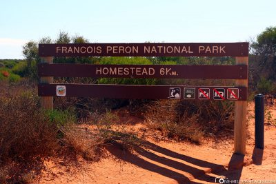 Der Francois Peron Nationalpark