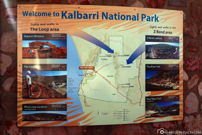 The Kalbarri National Park