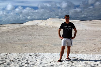 The Sand Dunes of Lancelin