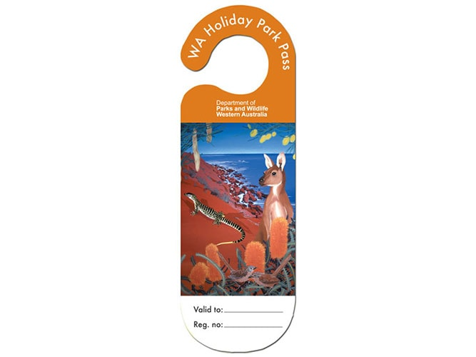 Holiday Pass, National Parks, Western Australia