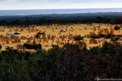 Nambung National Park - Pinnacles Desert
