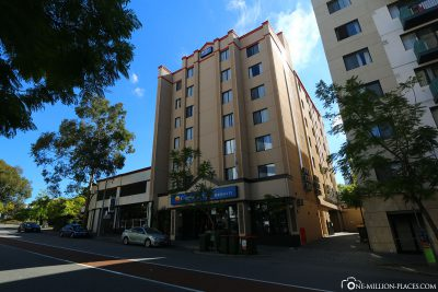 Das Comfort Hotel Perth City