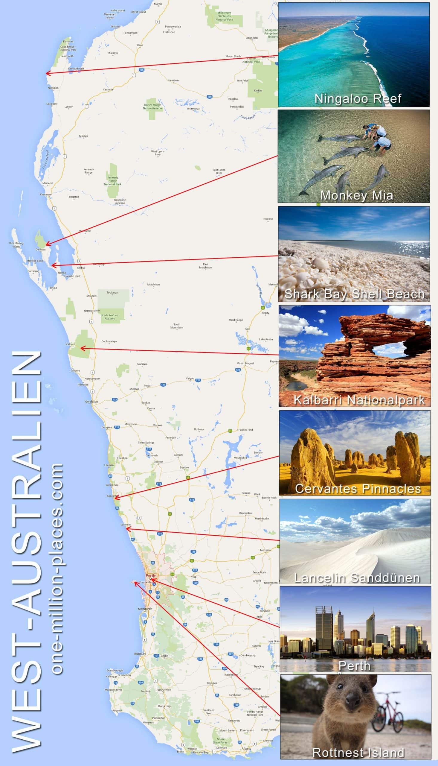 Perth, Australia, State of Western Australia, On Your Own, Travelreport