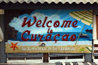 Willkommen in Curacao