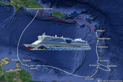 Der letzte Seetag auf unserer Karibik-Kreuzfahrt